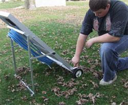 portable solar generator systems